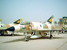 French-designed Mirage for Israeli Air Force